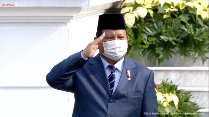 Gerindra: Prabowo Subianto Isyaratkan Bakal Maju Capres 2024